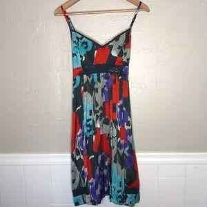 American Eagle Women's Multicolored Slip dress 12